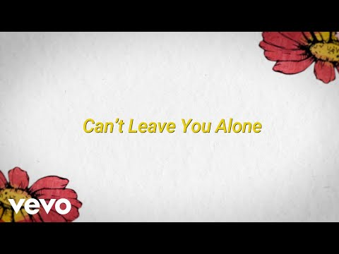Can't Leave You Alone Lyrics